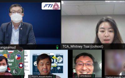 """สภาอุตสาหกรรมฯ ร่วมเป็นวิทยากรสัมมนาออนไลน์ """"Digital Manufacturing-The Next Wave of Thai Industries"""""""