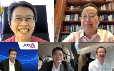 สภาอุตสาหกรรมฯ หารือเอกอัครราชทูต ณ กรุงปราก ชวนผู้ผลิตรถยนต์ยี่ห้อ Skoda สัญชาติเช็กลงทุนผลิตยานยนต์ไฟฟ้าในไทย