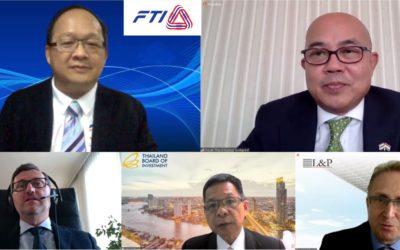 """ส.อ.ท. ร่วมเป็นวิทยากรงานสัมมนาออนไลน์ Thai-Hungarian Business Forum 2021 ในหัวข้อ """"Thailand's Post COVID-19 Outlook"""""""
